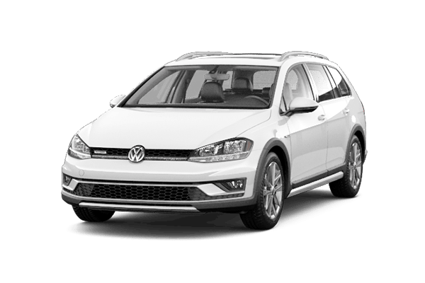 white golf alltrack