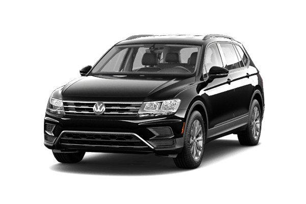 black vw tiguan
