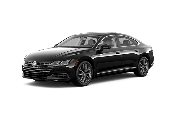 black vw arteon certified pre owned