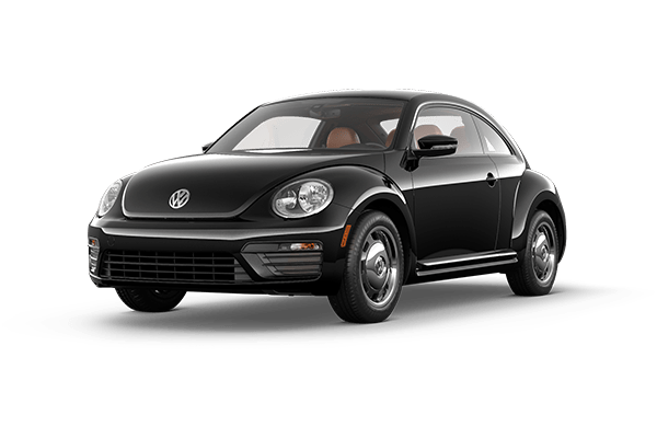black vw beetle certified pre owned