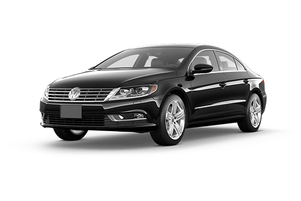 black vw cc certified pre owned