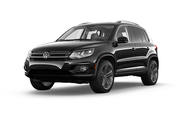 black vw tiguan certified pre owned