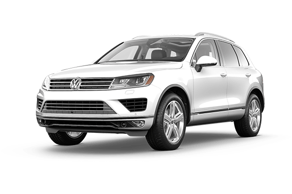 white touareg cpo used vehicle
