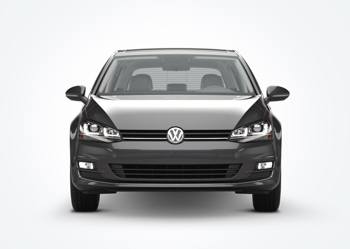 half of a volkswagen certified pre owned